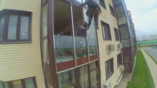 видео Виды и варианты замены фасадного остекления