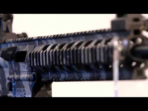Gallery of Guns TV 2014: Smith & Wesson M&P1522 Tan & Black