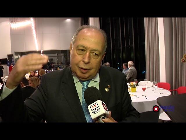 Posse do novo conselho diretor do Rotary Club Taboão Pirajuçara
