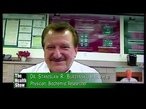 Dr. Stanislaw Burzynski is curing cancer with Antineoplastons.