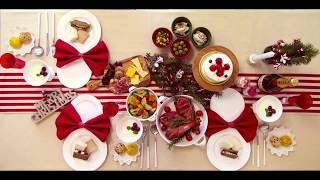 テーブルデコ セッティング方法 テーブルコーディネート 検索動画 21