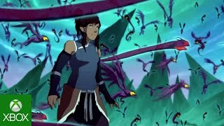 The Legend of Korra Launch Trailer