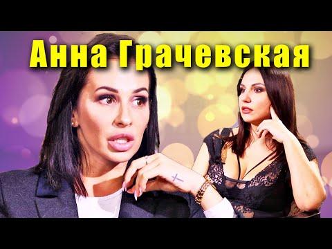 Анна Грачевская - телеведущая, актриса и режиссёр