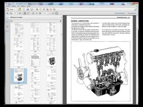 Fordson Super//Alimentación//principales Taller reparación Manual de servicio
