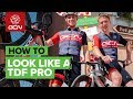 How To Look Like A Tour de France Rider | Look Like A Pro Cyclist