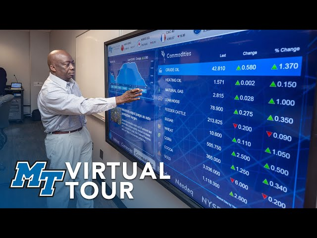 Business and Aerospace Building | MTSU Virtual Campus Tour