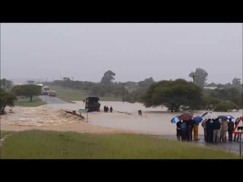 Roads Impassable as Flooding Hits Botswana