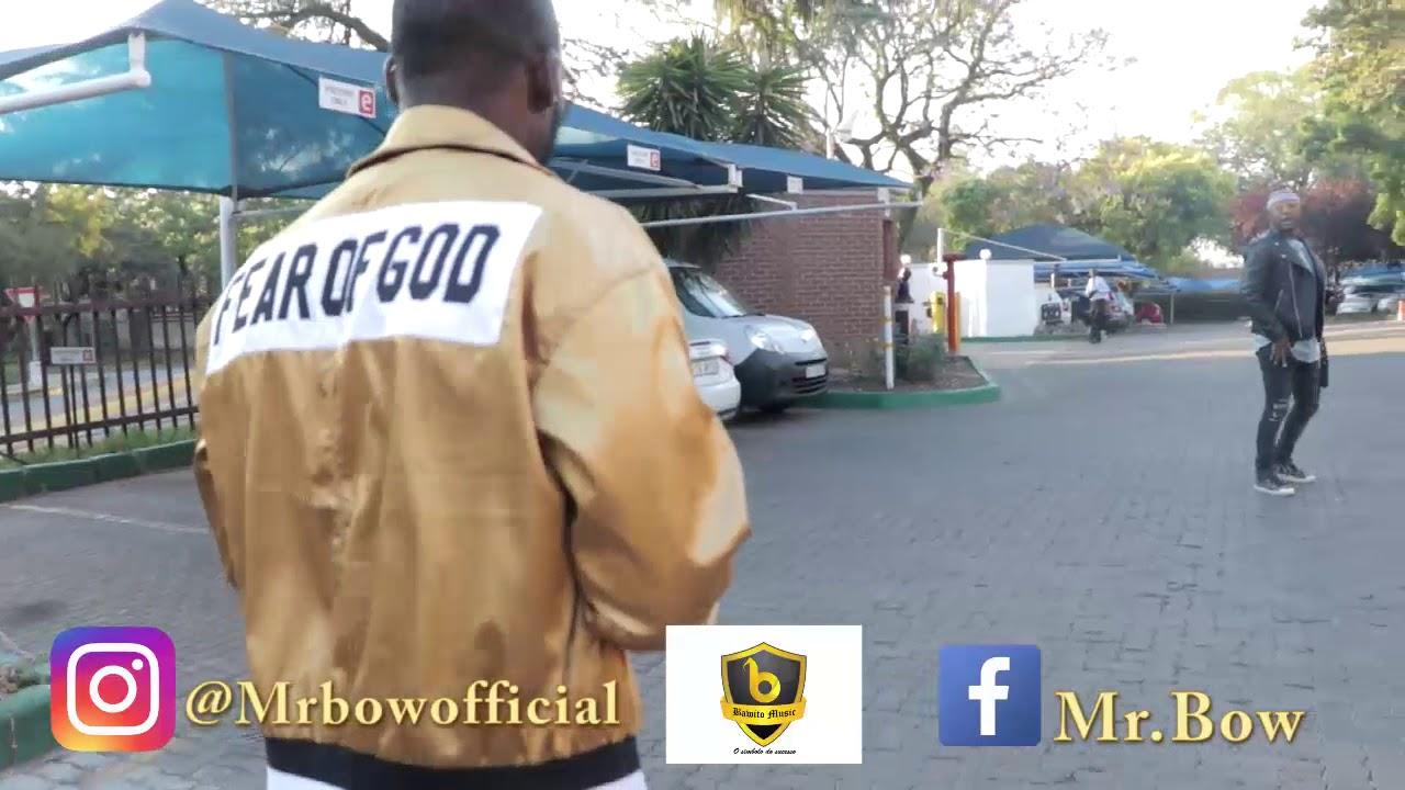 Mr Bow & Vusi Nova m( S A media tour) ETV