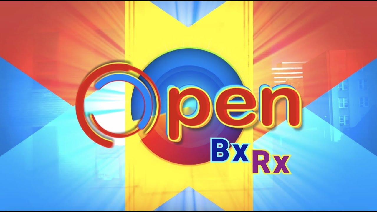 Open BXRx Tuesday |  December 1st, 2020