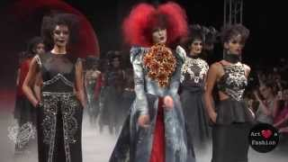 Amato Haute Couture at Art Hearts Fashion LA Fashion Week