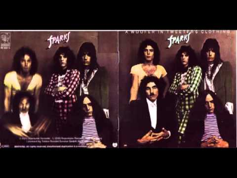Sparks-A Woofer in Tweeter's Clothing [Full Album] 1972