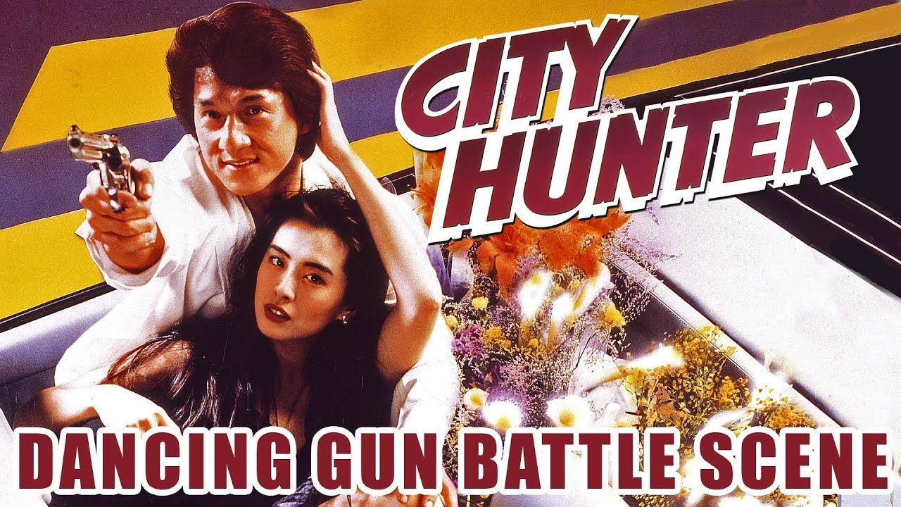 a review of jackie chans action comedy movie city hunter