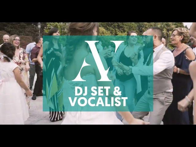 Villa Valenca, musica e intrattenimento matrimonio Brescia, Andrea Vivona