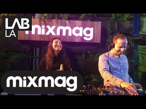 NADASTROM deep & tribal house DJ set in The Lab LA