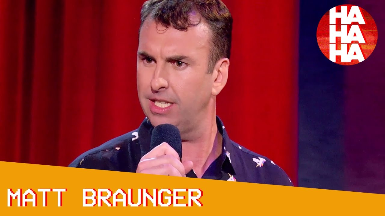 Matt Braunger - The Real Reason You Should Be Happy To Be Married