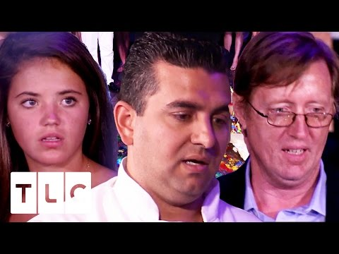 The Worst Cake Boss Fail EVER  Cake Boss