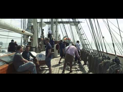 Sailing Training with Randstad UK on the Clipper Stad Amersterdam