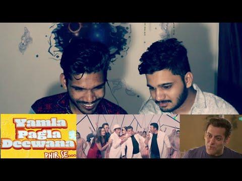 Yamla PAGLA Deewana Phir Se  Trailer  Dharmendra   Sunny Deol   Bobby Deol   Navan   M BROS REACTION
