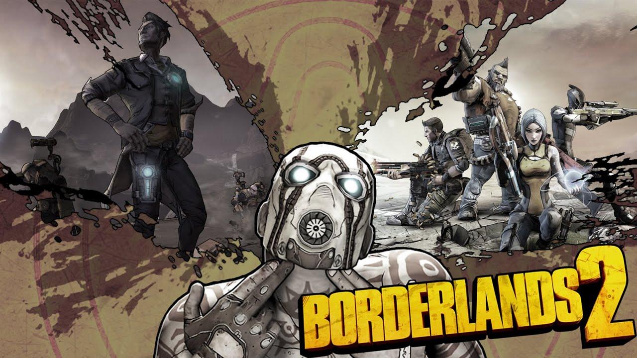 Borderlands 2 Dexiduous