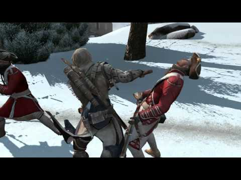 Assassin's Creed 3 - Official Weapons & Combat Trailer [UK]
