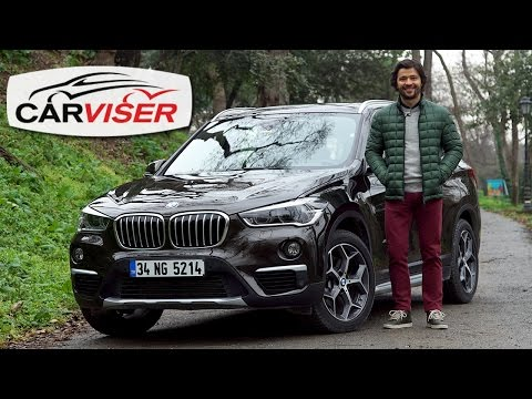 BMW X1 xDrive20d Test Sürüşü - Review (English subtitled)