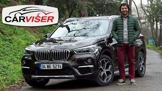 BMW X1 xDrive20d Test Sürüşü - Review (English subtitled)