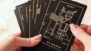 ASMR Tarot Deck Collection (Soft Spoken)