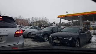 Bad Drivers of Stockholm 94