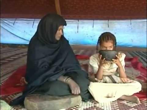 En engorda, por su estandar de belleza, en Mauritania