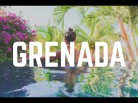 TRAVEL WITH ME - Grenada Vlog