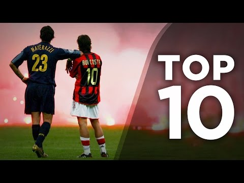 Top 10 Most Insane European Rivalries