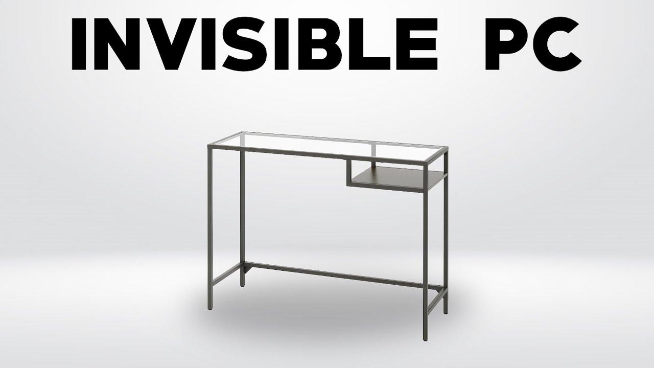 BROKE vs PRO Invisible Gaming PC