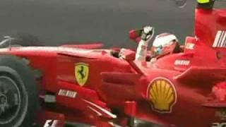 Kimi Raikkonen's Championship Lap in Brazil
