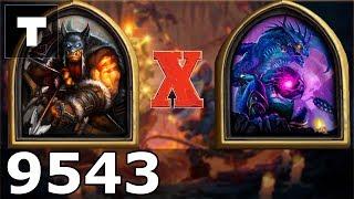 Hearthstone: Kobolds & Catacombs Hunter vs Seriona [02] (9543)