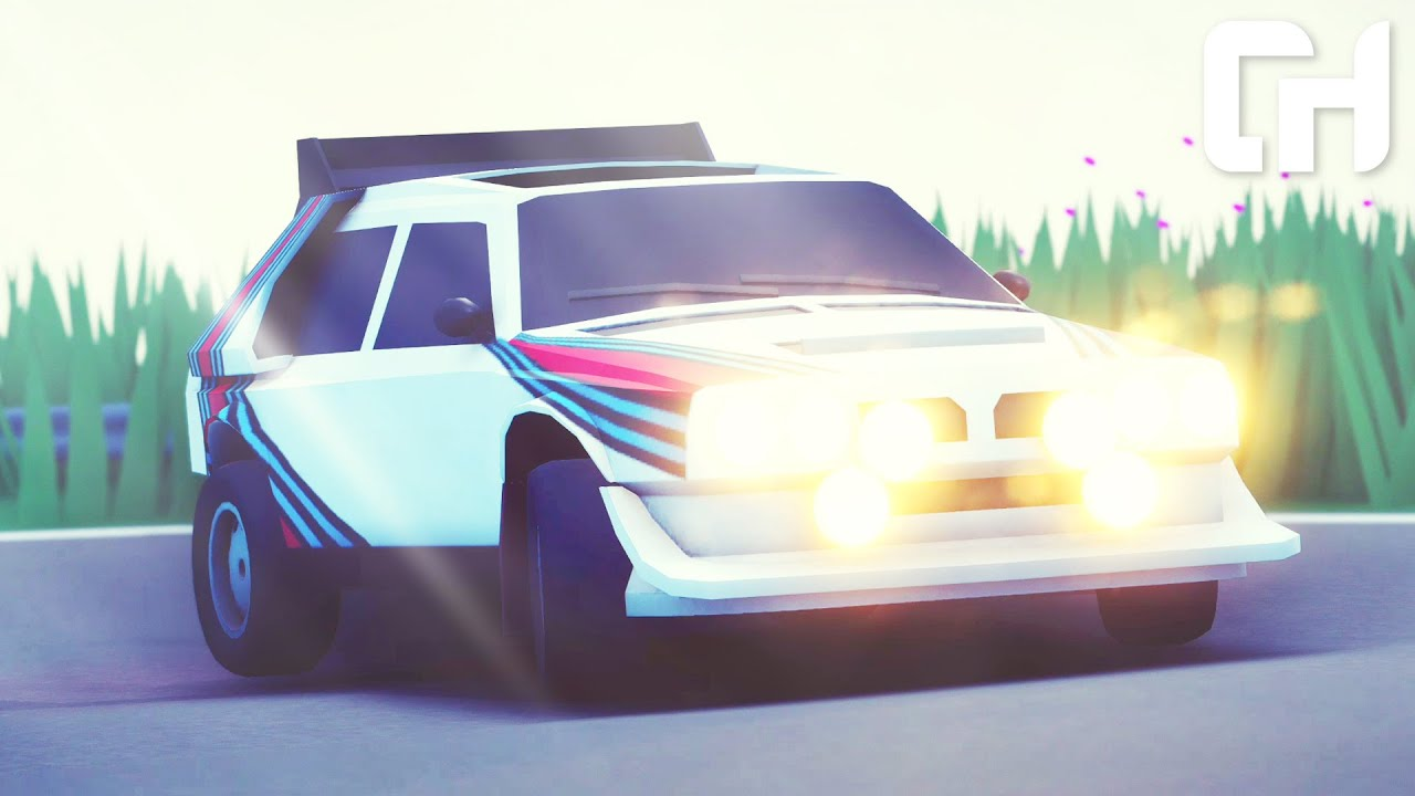 Video: Back to the future with Art of Rally