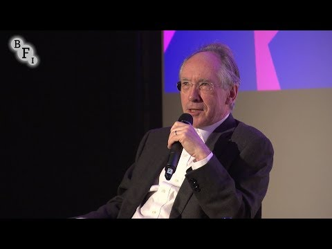 LFF CONNECTS: Ian McEwan | BFI London Film Festival 2017