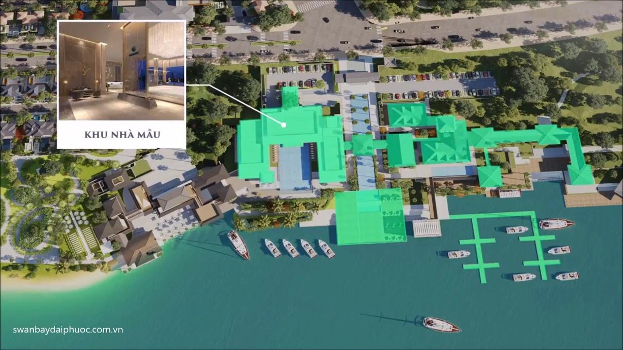 SwanBay Le Centre – Zone 6 Đảo Ngọc của giới Thượng Lưu tìm đến