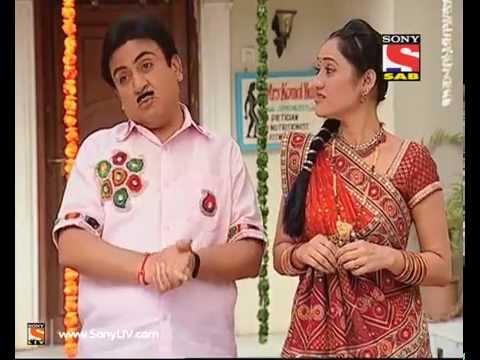 Taarak Mehta Ka Ooltah Chashmah - तारक मेहता Episode 1512 - 3rd October 2014