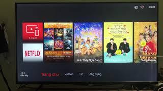 Smart Tivi TCL 4K bị lag bị giật dùng chậm thì khắc phục thế nào