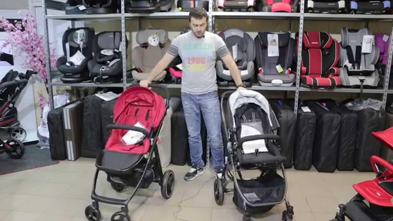 Valco Baby Snap 4 Ultra видео - YouTube