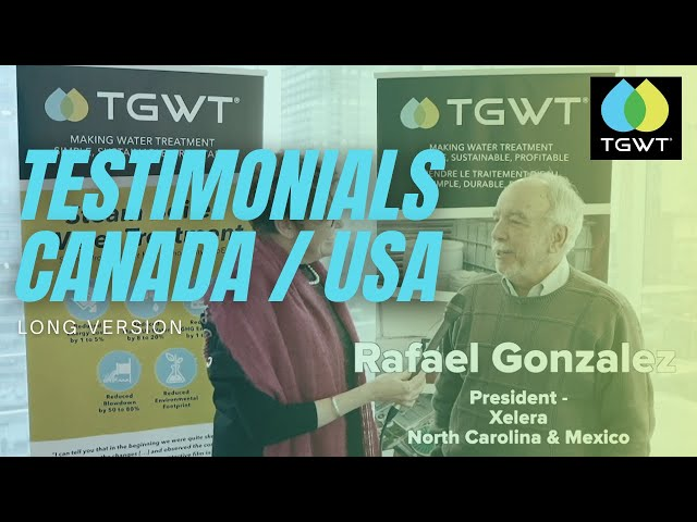 Testimonials from Water Treatment Profesionnals on Purified Tannins for Steam Boilers (Long Version)