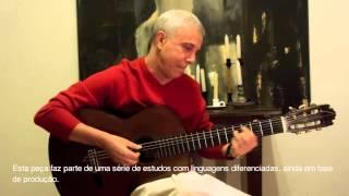 Adamo Prince - Estudo Jazzístico Nº 2, para violão