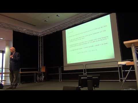 """Conférence sur """"Le meilleur Stop-Loss"""" par Robert HADDAD au Salon des Marchés Financiers - Partie 1"""