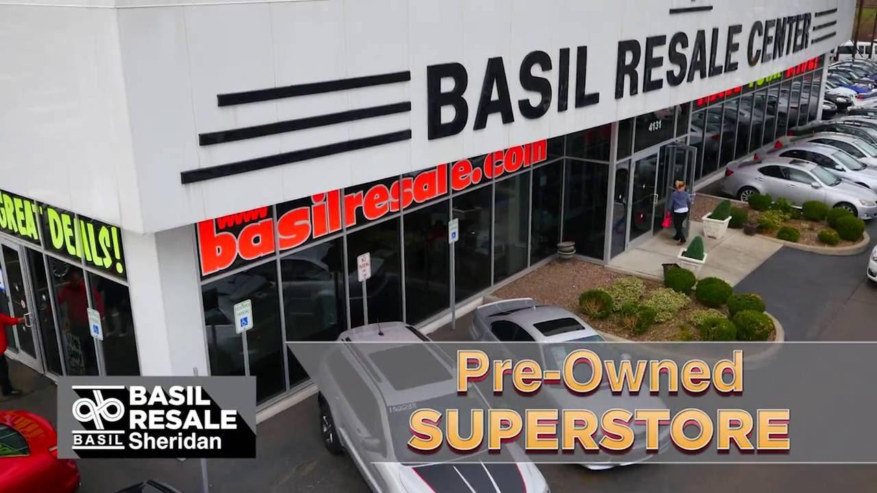 Basil Resale Sheridan - $0 down / $99 a month - YouTube