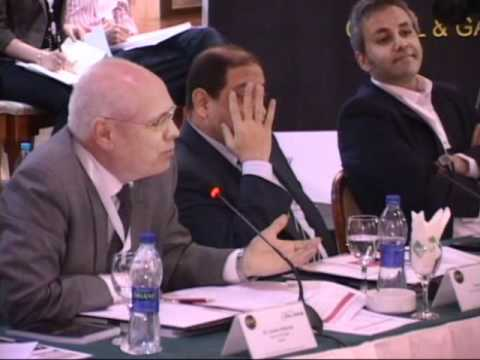 The Future of Oil & Gas Agreements in Egypt Round Table Part 01