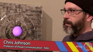 """There's amazing art in Flagstaff and admission is free so no excuses! The Coconino Center for the Arts' new show """"Southwestern Invitational"""" delivers a bounty. With 50 artists showcasing contemporary art in all forms this is not an exhibit to miss."""