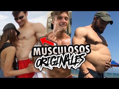 Los 5 Musculosos más Originales   OzielCarmo