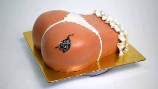 Торт жопа