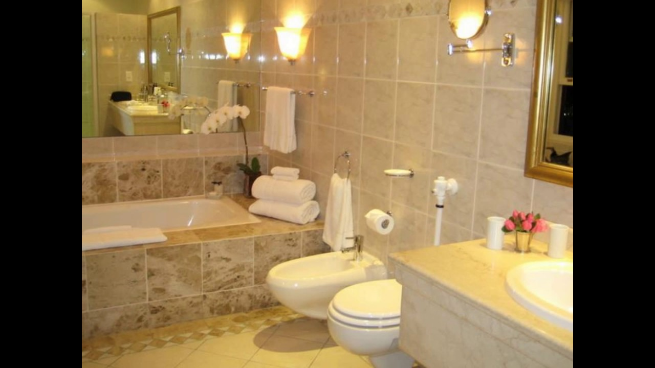 Bathroom Tile Ideas - YouTube