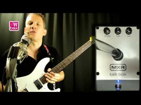 MXR M222 Talk Box - Review